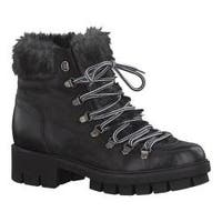 Women's Tamaris Faye Winter Boot Black Combination