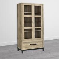 Avenue Greene Annadale Natural Storage Cabinet