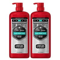 Old Spice Dirt Destroyer Men's 32-ounce Body Wash Pure Sport (Pack of 2)