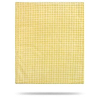 Gingham Light Yellow/Light Yellow 30x36