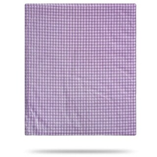 Gingham Light Lilac/Light Lilac 30x36