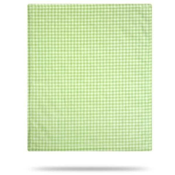 Gingham Light Green/Light Green 30x36