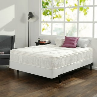 Priage 12 Inch Comfort Spring Mattress, Queen Size