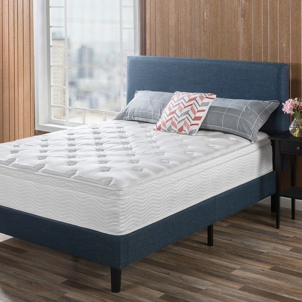 Shop Priage By Zinus 12 Inch Spring Support Mattress With