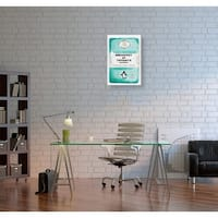 Oliver Gal 'Priceless Book'Canvas Art