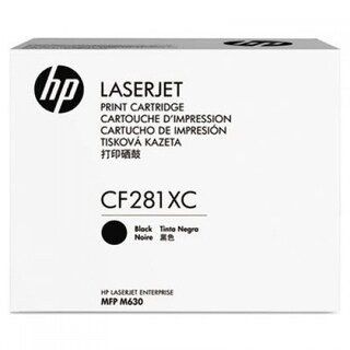 Genuine HP CF281XC Extra High Yield Black LaserJet Toner Cartridge