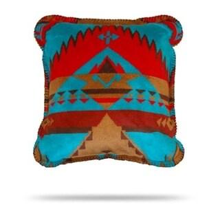 Denali Native Trail/Sable Pillow 18x18