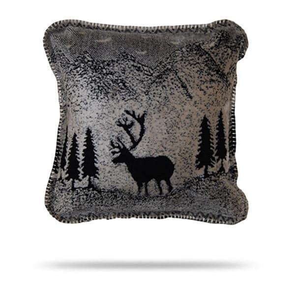 Denali Black Forest Friends Pillow 18x18