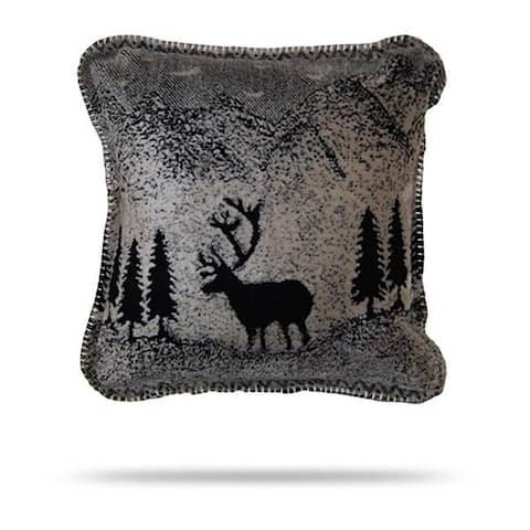 Denali Black Forest Friends Pillow 18x18