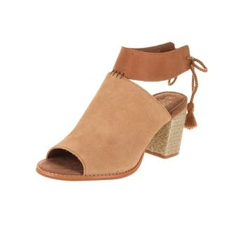 b2d463277c6 Buy Size 6 TOMS Shoes Women s Sandals Online at Overstock