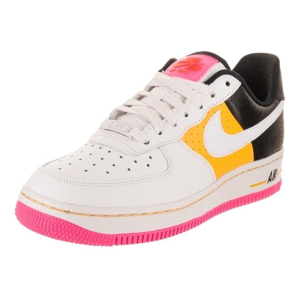 Shop Nike Women's Air Force 1 '07 SE Moto Running Shoe