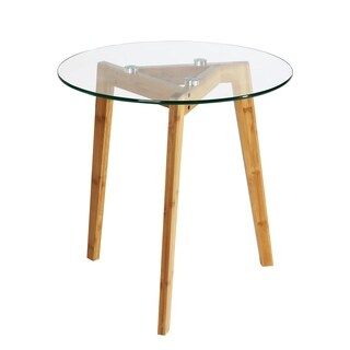 Poly and Bark Costanoa Side Table
