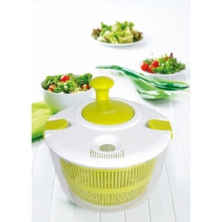 Premium Salad Spinner Bowl With Locking Lid