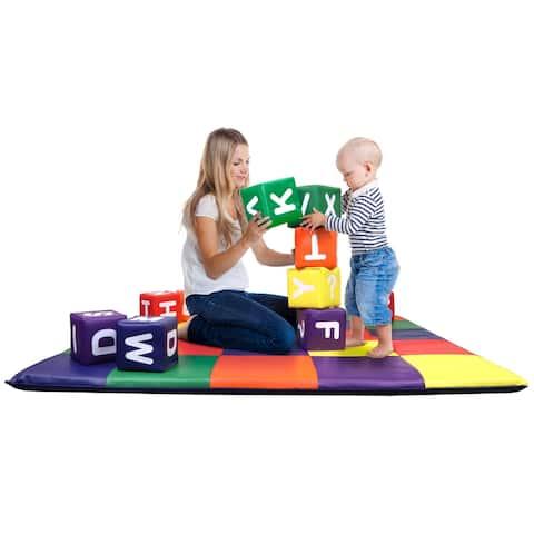 Kids Block 12 PCS - Alphabet - Crown Comfort