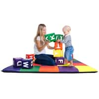 Kids Block 12PCS-Alphabet - Crown Comfort