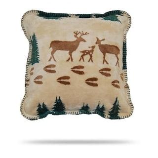 Denali Deer/Spruce 18x18