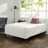 Priage 12 Inch Comfort Spring Mattress, Twin Size