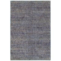 Porch & Den Melville Purple Tonal Area Rug - 8'6 x 11'7