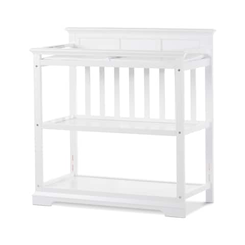 Kelsey 2-in-1 Dressing Table - Matte White