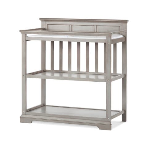Kelsey 2-in-1 Dressing Table - Dapper Gray