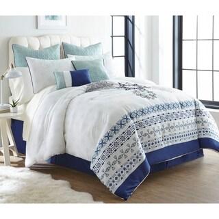 April 12 Piece Comforter Set