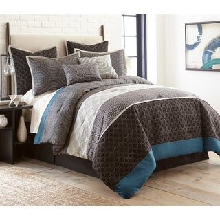 Collins 12 Piece Comforter Set