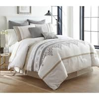 Lousia 12 Piece Comforter Set