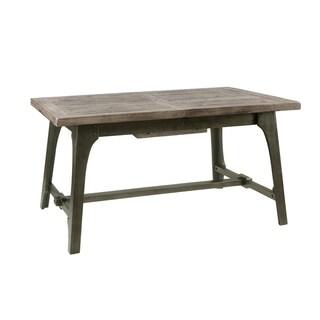 Carbon Loft Chloe Grey Extension Dining Table