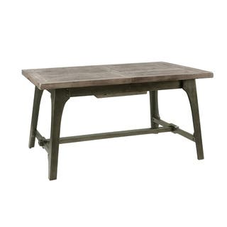 Ink Ivy Oliver Grey Extension Dining Table