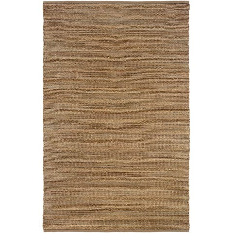 LR Home Natural Fiber Sonora Biscay Indoor Area Rug ( 8' x 10' ) - 8' x 10'