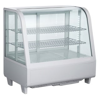 EQ Kitchen Line RTW-100L-White Commercial Display Refrigerator