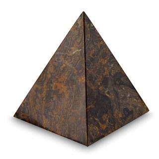 Handmade Life's Essence Stromatolite Pyramid (Peru)