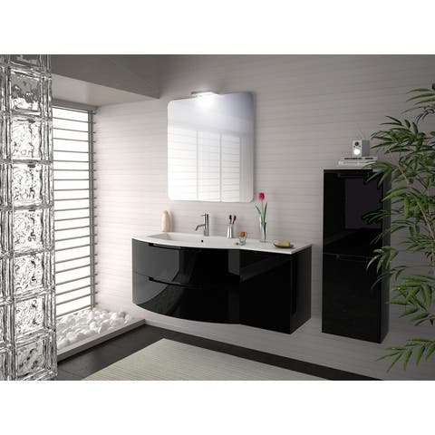 "Latoscana Oasi 53"" Vanity with Right Side Cabinet"
