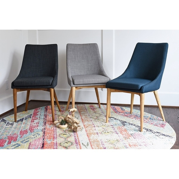 Mid Century Furniture Dining Room: Shop Mid Century Modern Upholstered Dining Room Chairs