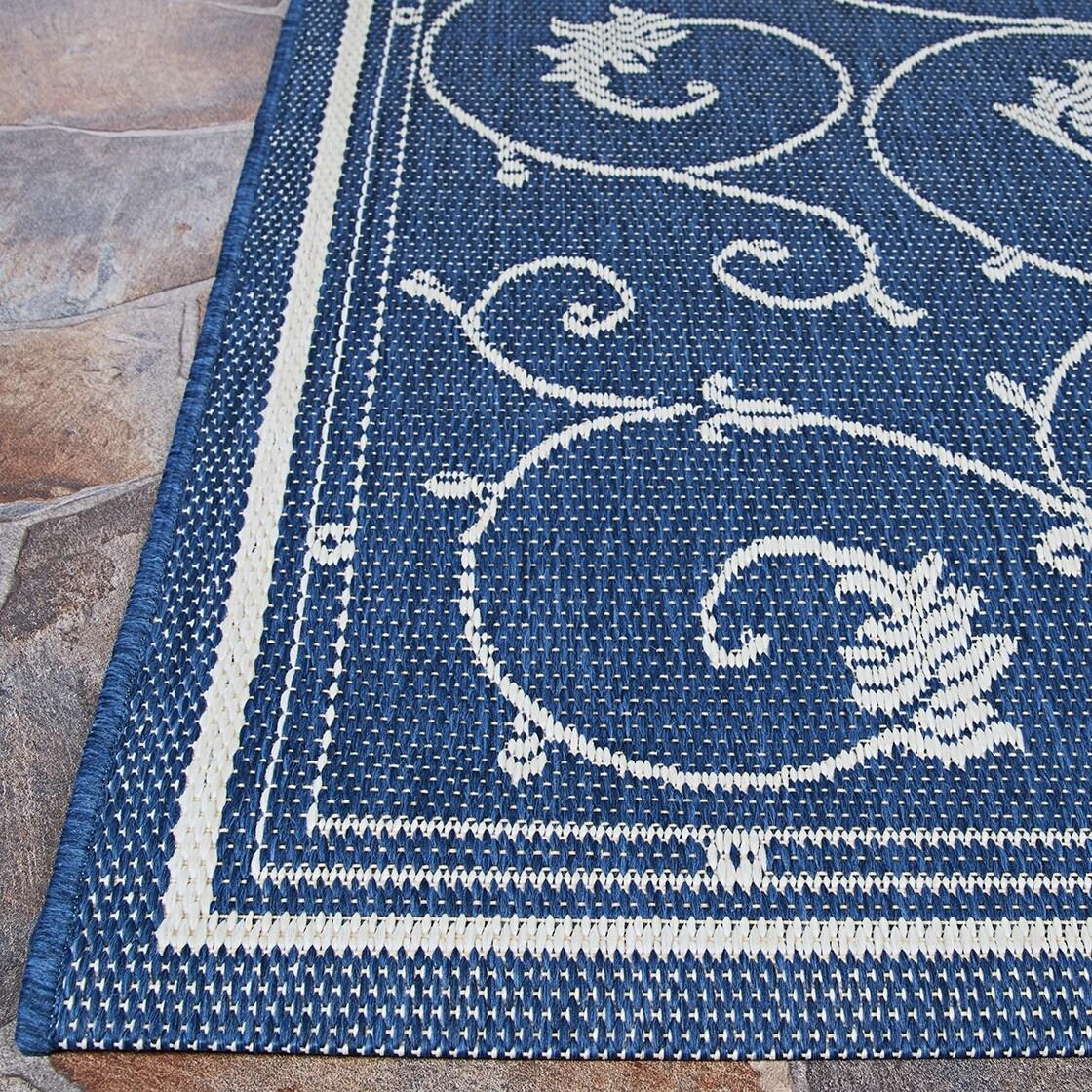 Pergola Savannah Indoor Outdoor Area Rug Overstock 7716749