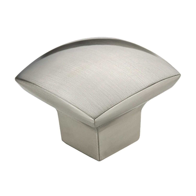 Picture of: Shop 25 Pack Zen Dynasty Brushed Nickel Cabinet Hardware Knob 1 7 32 Overstock 21422736