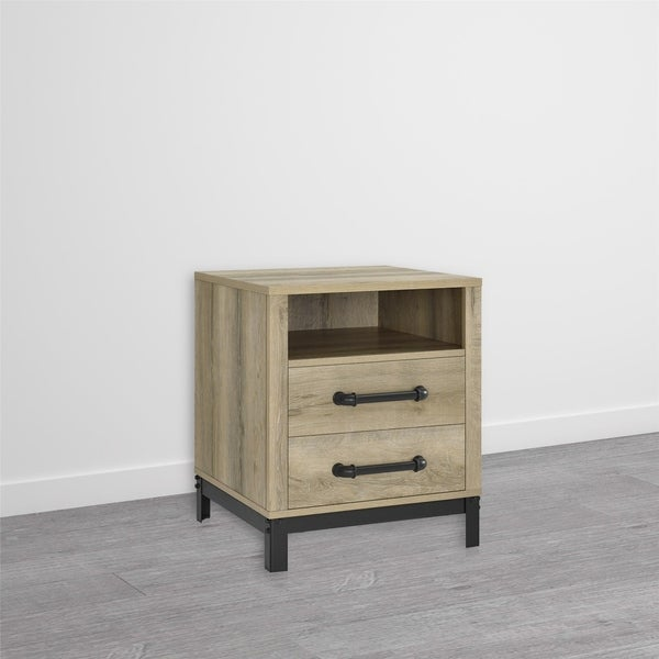 Avenue Greene Annadale Natural End Table