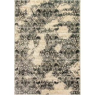 Treasure 2 Distressed Area Rug - 2' x 3'5""