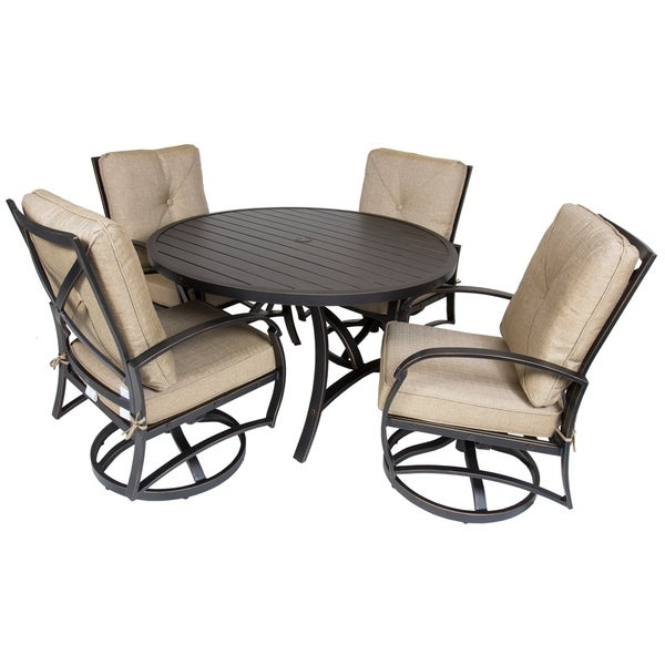 Valencia 5pc Dining Set