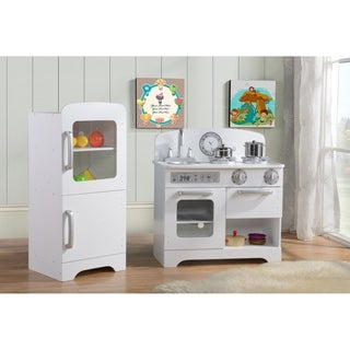 Coco & Michelle Sweet Play Kitchen and Refrigerator Set