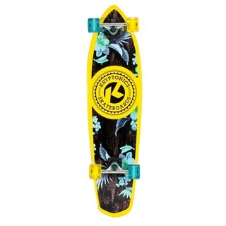 Kryptonics Diamond tail Islands Complete Skateboard (35'' x 9'') (2 options available)