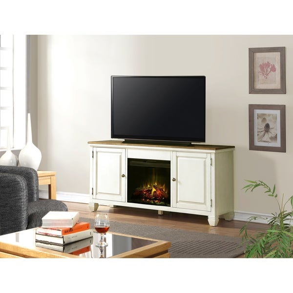Camden 68-inch Fireplace Console