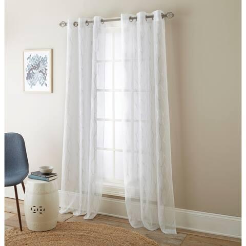 Nanshing Riverson Curtain Panel Pair