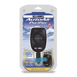 Bell and Howell Auto Air Purifier