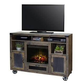 Carbon Loft Bryant 62-Inch Fireplace Console