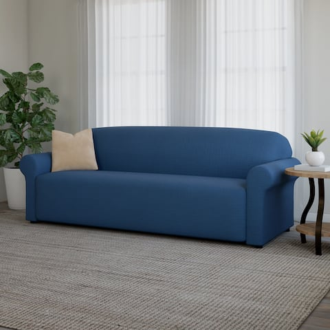 Buy Blue Sofa & Couch Slipcovers Online at Overstock | Our Best ...
