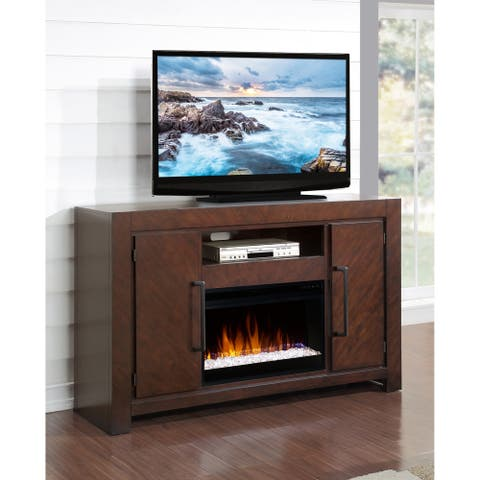 Strick & Bolton Tyrell 61-inch Fireplace Console