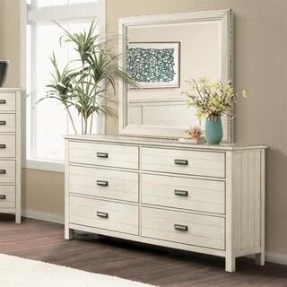 Aberdeen 6-Drawer Dresser