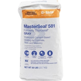 Thoro Thoroseal Waterproof Coating Gray 50 lb.