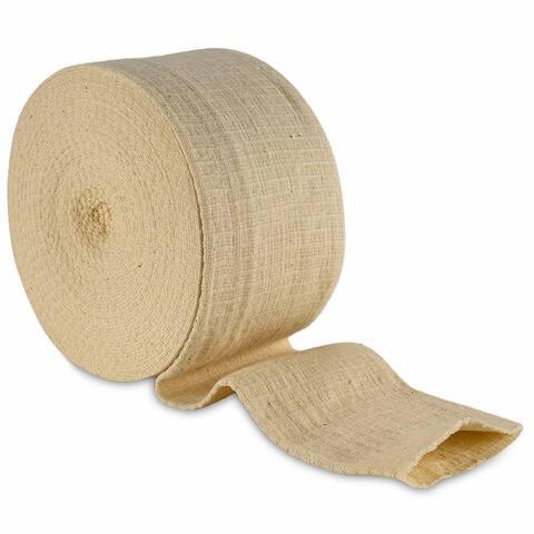 MEDca Elastic Tubular Support Bandage Large Knee Support Bandage Medium Large Thigh Size 10m Box 3.5 X 33 Feet Natural Color